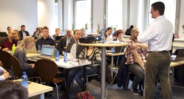 Ipari Fórum Rendrakás Workshop